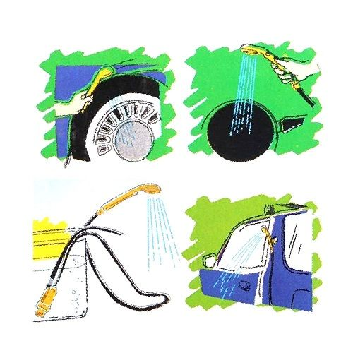 Chuveiro Portátil Shower 12V Nautika  - Casafaz
