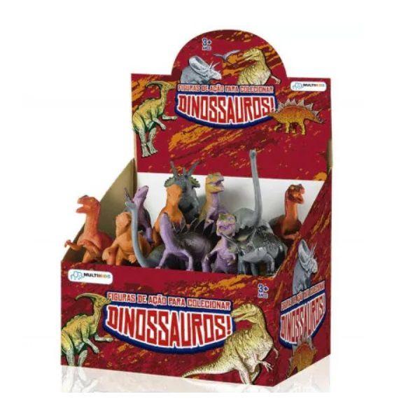 Dinossauro 15 cm Multikids - BR284