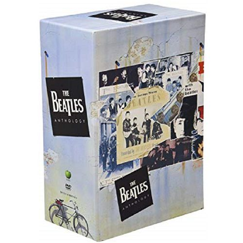 DVD Box The Beatles Anthology  - Casafaz