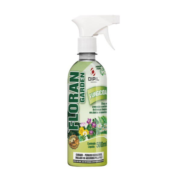 Floran Garden Fungicida Anti Fungos Spray Dipil 500ml