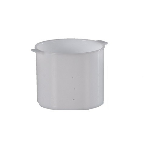Forma Para Queijo Minas Frescal 1kg Pacote Com 6 Unidades  - Casafaz