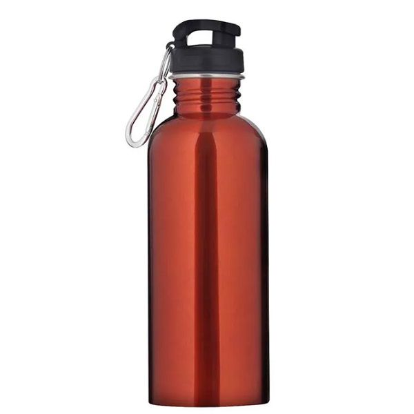 Garrafa de Aço Inox Water To Go 750ml Mor   - Casafaz