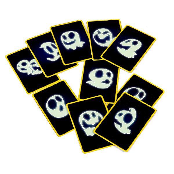 Jogo Caça Fantasmas Para 2 Jogadores Com 2 Lanternas Multikids - BR410  - Casafaz