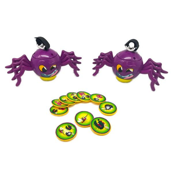 Jogo Spider YoYo Para 2 Jogadores Com 10 Discos Multikids - BR409  - Casafaz