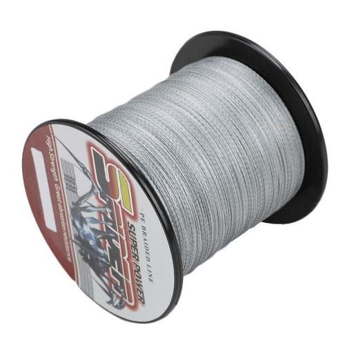 Linha Multifilamento Spider 65 Lb 0,45mm 300 Metros  - Casafaz