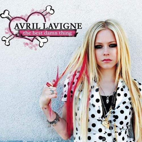 LP Avril Lavigne The Best Damn Thing  180gr  - Casafaz