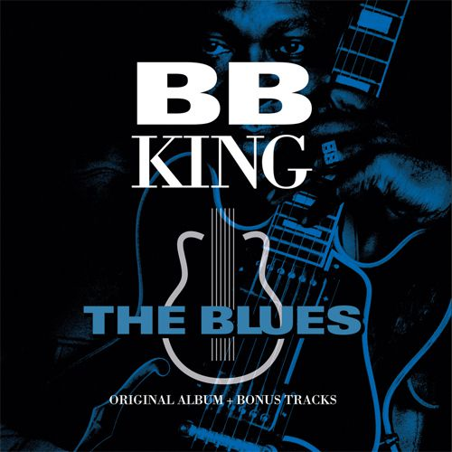 Lp BB King The Blues Limited Coloured 180gr  - Casafaz
