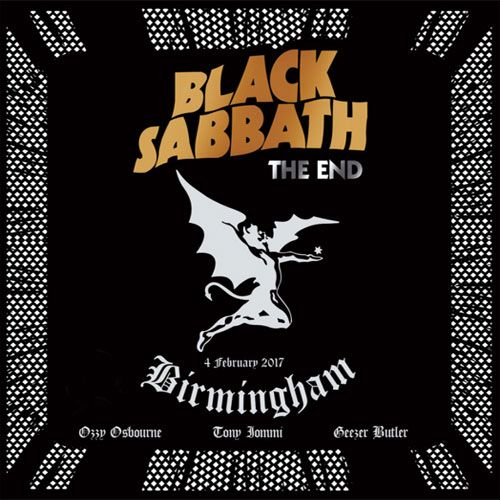 Lp Black Sabbath The End 3 Lps  - Casafaz