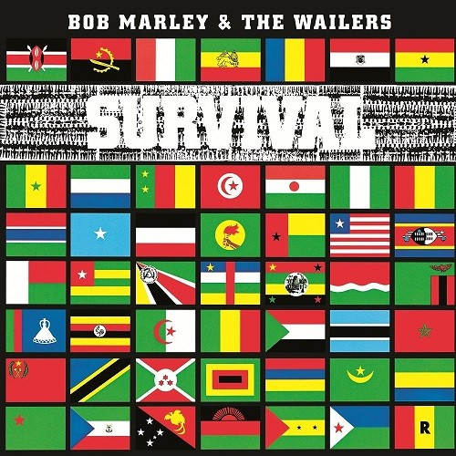 Lp Bob Marley & The Wailers Survival