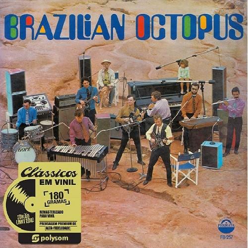 Lp Brazilian Octopus 180gr Hermeto Pascoal Olmir Stocker