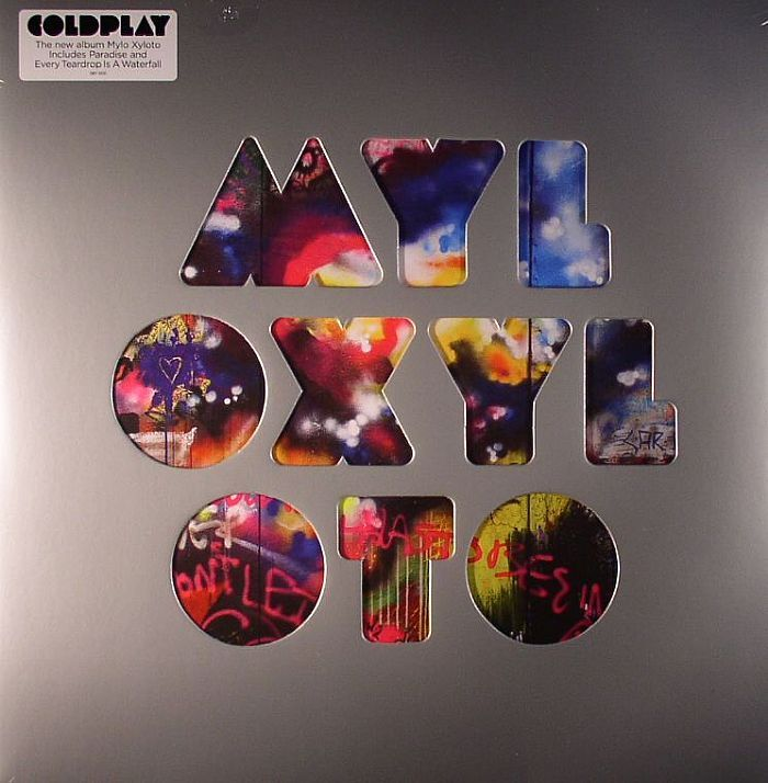 Lp Coldplay Mylo Xyloto