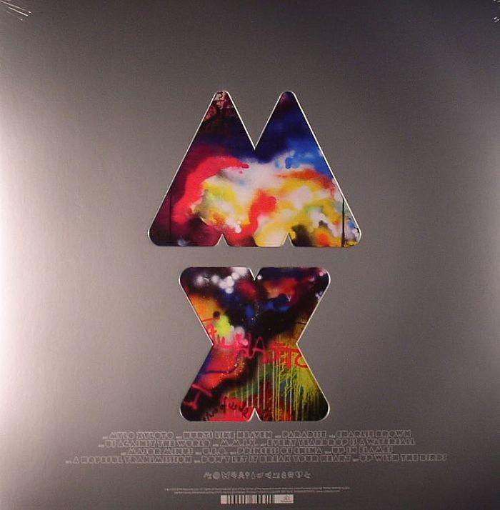 Lp Coldplay Mylo Xyloto   - Casafaz