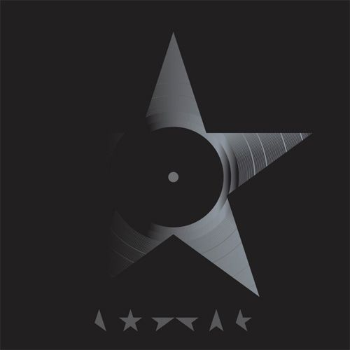 Lp David Bowie Blackstar 180gr
