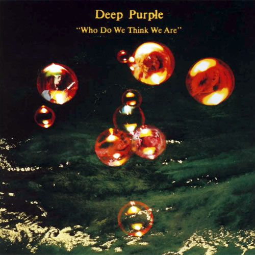 Lp Deep Purple Who Do We Think You Are 180gr