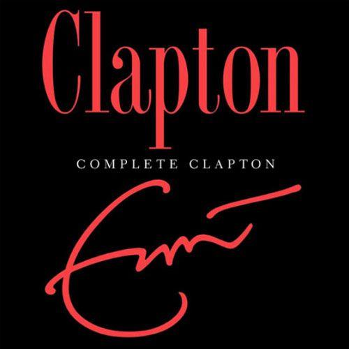 LP Eric Clapton Complete Clapton Box 4 Lps