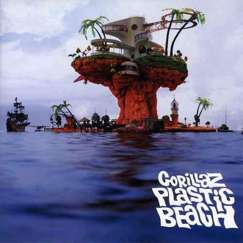 Lp Gorillaz Plastic Beach 180g Duplo