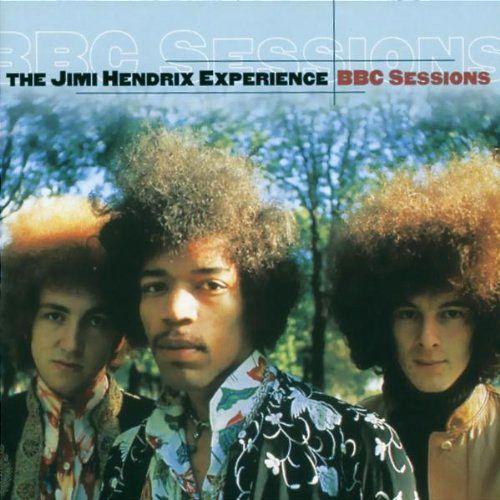 Lp Jimi Hendrix Experience BBC Sessions 180g 3LP