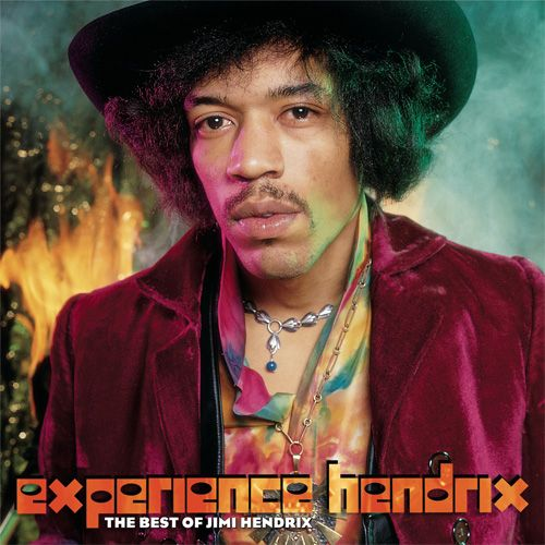 Lp Jimi Hendrix Experience The Best of Duplo  - Casafaz