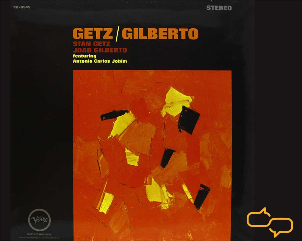 Lp João Gilberto Stan Getz 180gr Part Tom Jobim 180g
