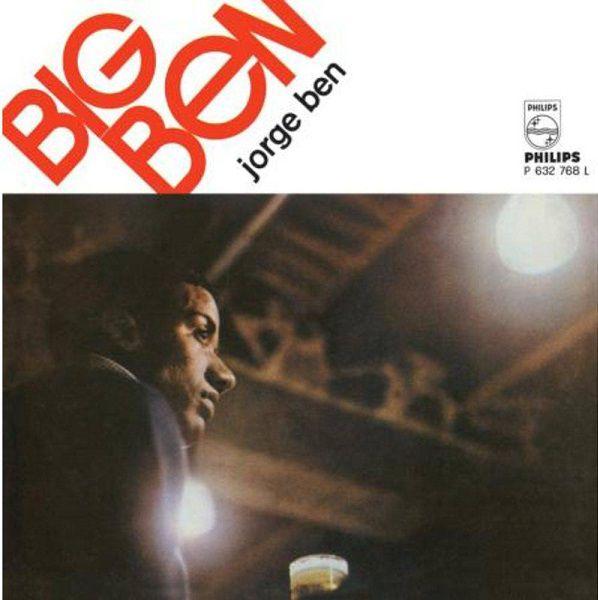 Lp Jorge Ben Big Ben 1965 Ed. Limitada 2018  - Casafaz