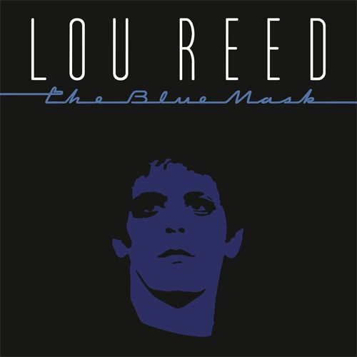 Lp Lou Reed The Blue Mask  - Casafaz
