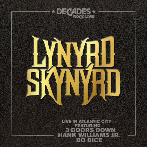 Lp Lynyrd Skynyrd Live In Atlantic City Duplo