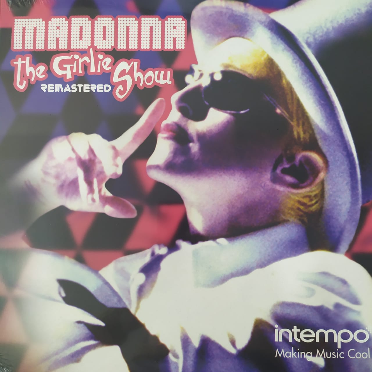 Lp Madonna The Girlie Show Remastered Novo Lacrado  - Casafaz