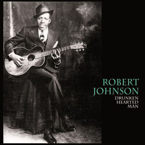 Lp Robert Johnson Drunken Hearted Man