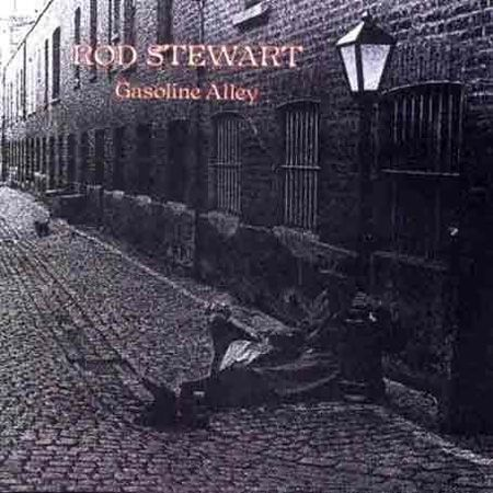 Lp Rod Stewart Gasoline Alley 180gr