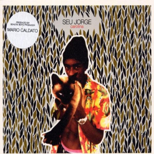 Lp Seu Jorge Carolina Duplo Mr Bongo  - Casafaz