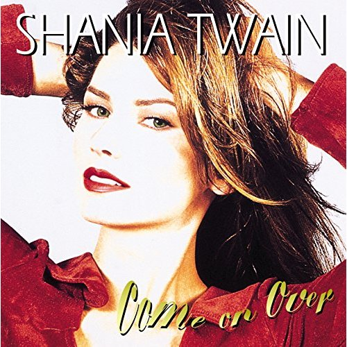 LP Shania Twain Come On Over Duplo 180gr