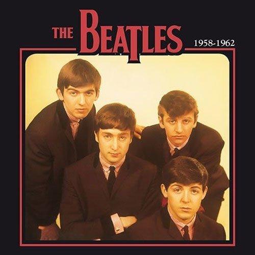 Lp The Beatles 1958-1962   - Casafaz