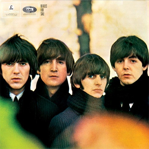 LP The Beatles For Sale 180g LP  - Casafaz