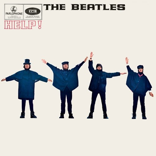 LP The Beatles Help! 180g LP  - Casafaz