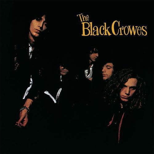 Lp The Black Crowes Shake Your Money Maker  - Casafaz