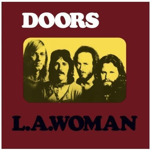 Lp The Doors L.A. Woman 180g