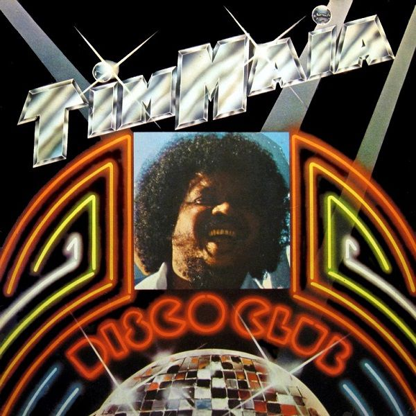 Lp Tim Maia Disco Club 1978