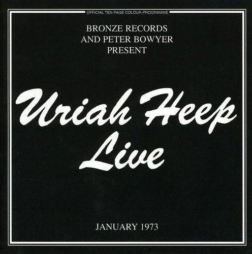 Lp Uriah Heep Live January 1973 Duplo  - Casafaz
