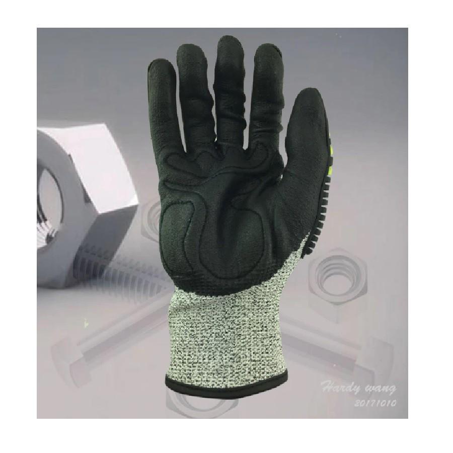 Luva De Trabalho Anti-Vibração NMSafety Tamanho XL  - Casafaz