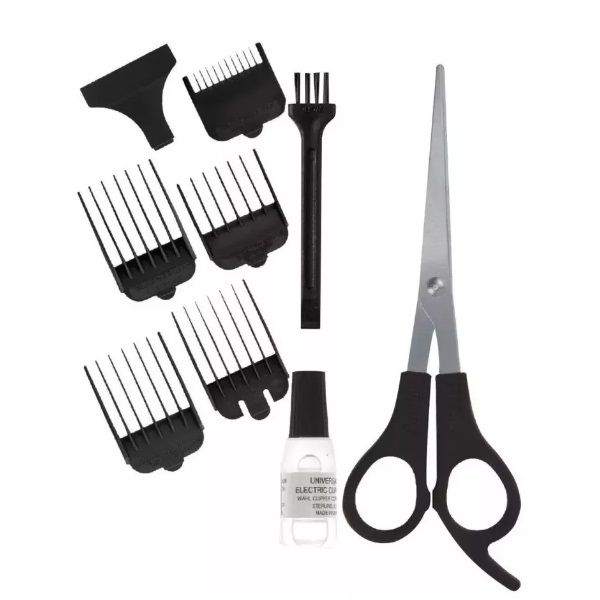 Máquina De Cortar Cabelo Wahl Home Cut Basic   - Casafaz