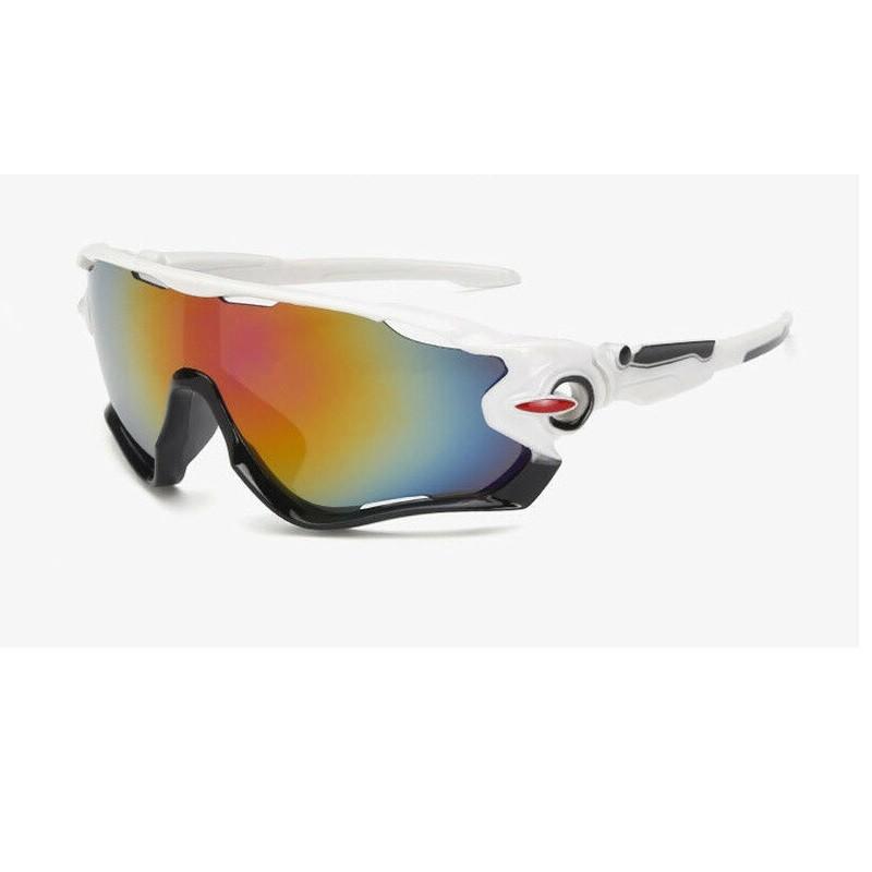 Óculos Ciclismo Bike MTB 9270 Esportes Uv 400 + Case
