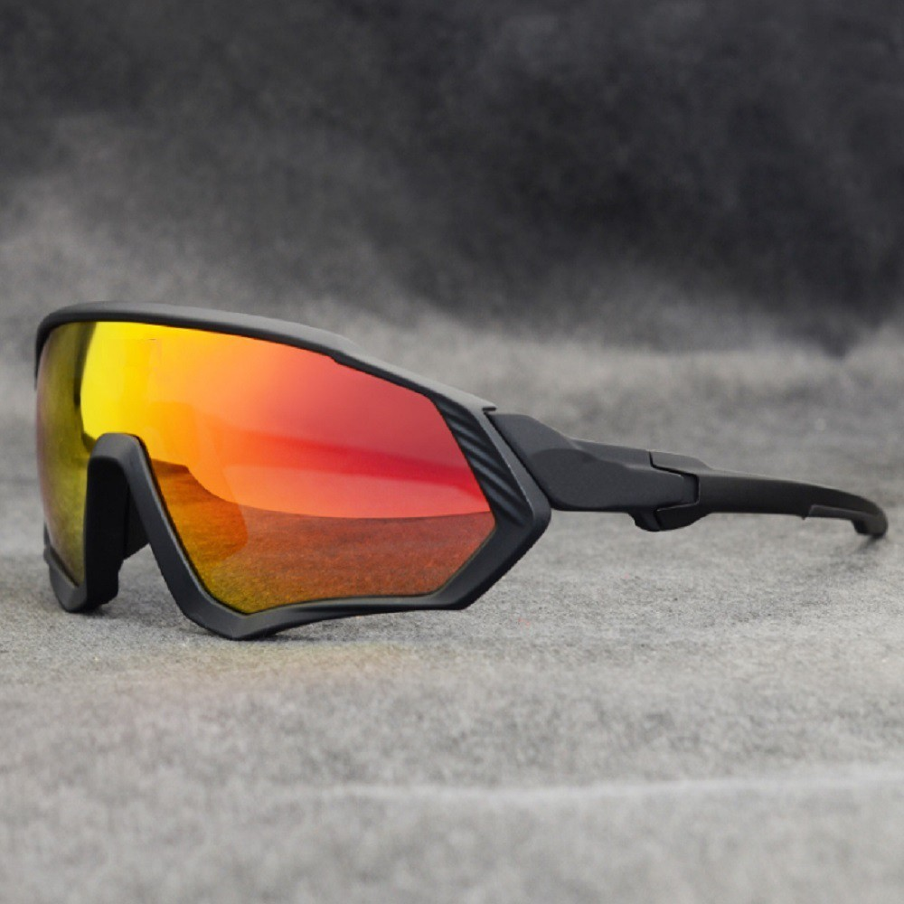 Óculos Ciclismo MTB Esportes + Clip Para Lentes de Grau
