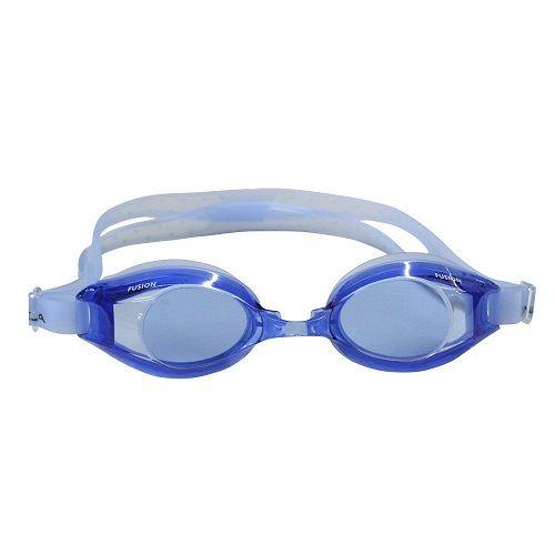 Óculos de Natação Fusion Nautika Azul Escuro