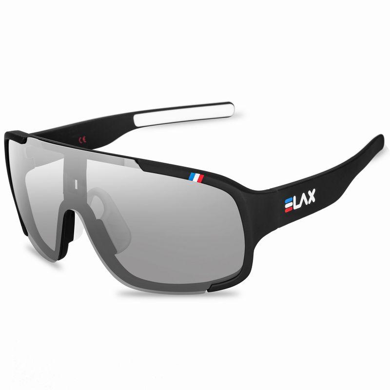 Óculos Fotocromático Elax UV400 Pesca Ciclismo Oculos de Sol
