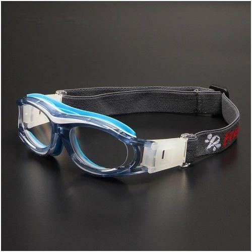 Óculos Free Bee De Futebol Basquete Azul Infantil + Case   - Casafaz
