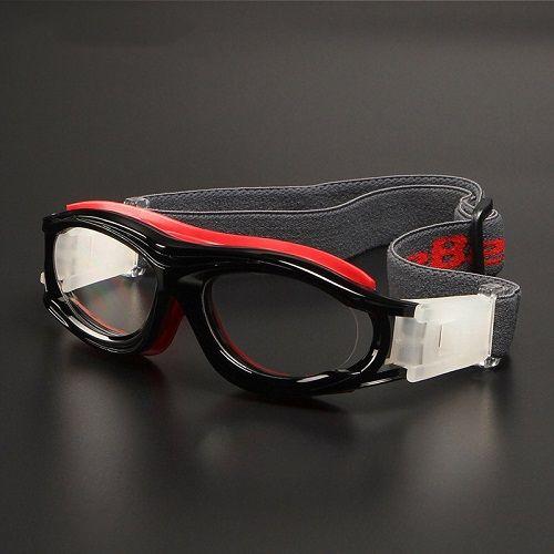 7356bfef7 Óculos Free Bee De Futebol Basquete Preto/Vermelho Infantil + Case