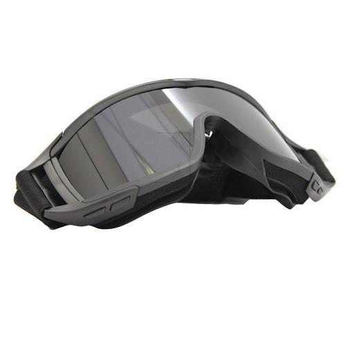 Óculos Tático de Proteção Airsoft Multi 3 Lentes Nautika  - Casafaz