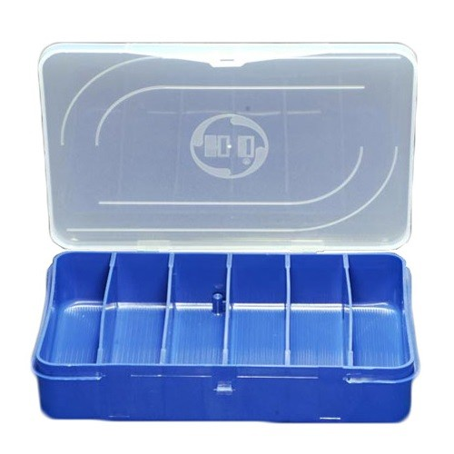 Organizador Pesca 20 x 14 x 3,8 Cm Azul ES-06H-A
