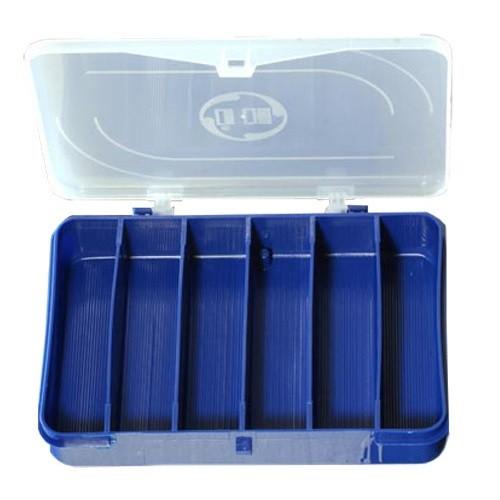 Organizador Pesca 20 x 14 x 3,8 Cm Azul ES-06H-A  - Casafaz