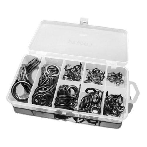Passador BLVOG Para Vara De Pesca Kit Com 8 Unidades   - Casafaz